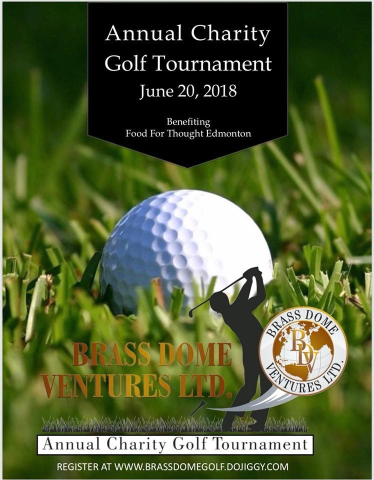 brass dome ventures 2nd annual charity golf tournament 2018